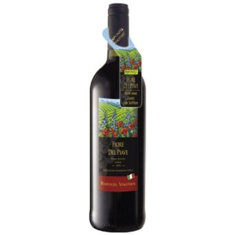 Красное вино Fiore Divino IGT 12% Rapunzel 75cl