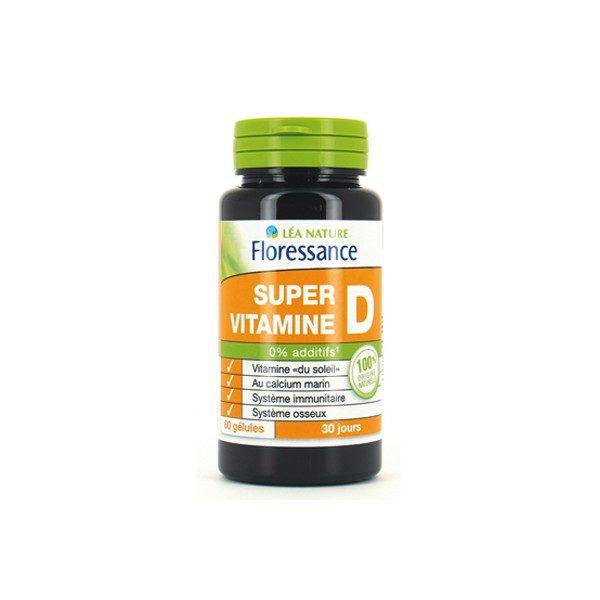 Léa Nature Super Vitamin D 60pcs