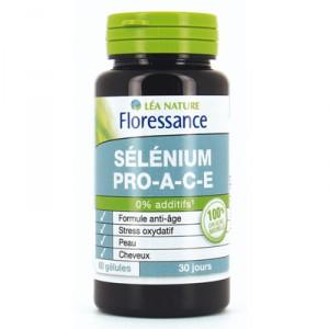 Селен с витаминами А, С, Е в капсулах Léa Nature 60шт