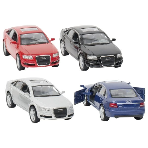Модель автомобиля Audi A6 GOKI