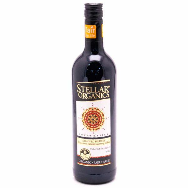 Stellar Organics Cabernet Sauvignon 13% 75cl