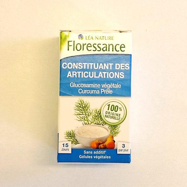 Глюкозамин с экстрактом полевого хвоща для суставов Léa Nature 45шт