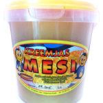 Мед кремовый Sangaste 1kg