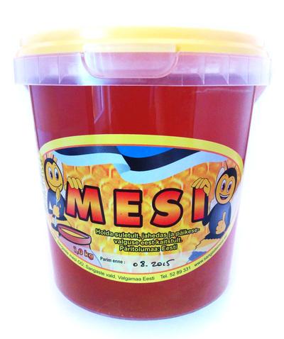 Мед Sangaste 1kg
