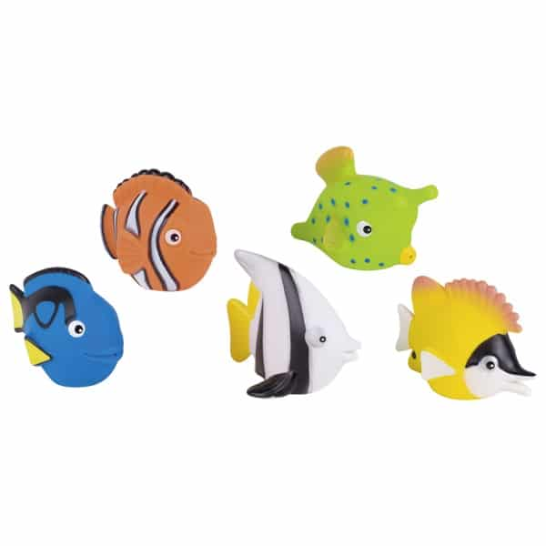 Игрушка-брызгалка Рыбка GOKI 1шт