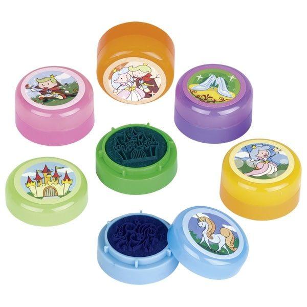 GOKI Self-Inking Stamps Fairytale Palace 1pc