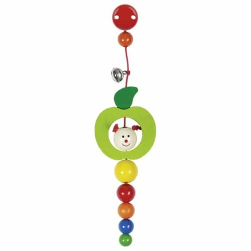 Подвесная игрушка Червячок Heimess