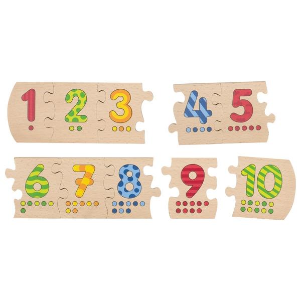 GOKI Number puzzle 1 - 10