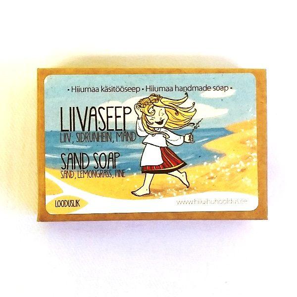 Hiiumaa Sand Soap 95g