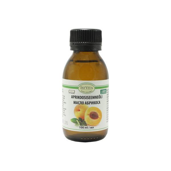 Масло абрикосовых косточек EstVita 100ml