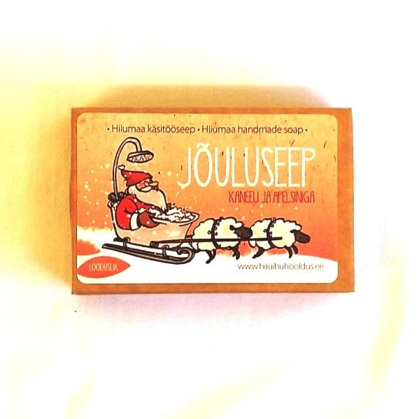 Hiiumaa Christmas Soap 95g