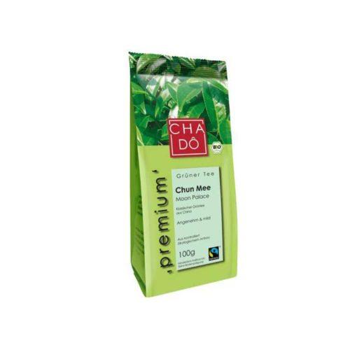 Зеленый чай Chun Mee Cha Dô 100g