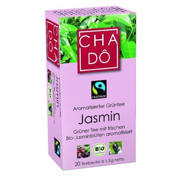 Cha Dô Green Jasmine Tea 20 x 1.5g