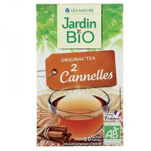 JardinBio 2 Cinnamons Tea 20x1,5g