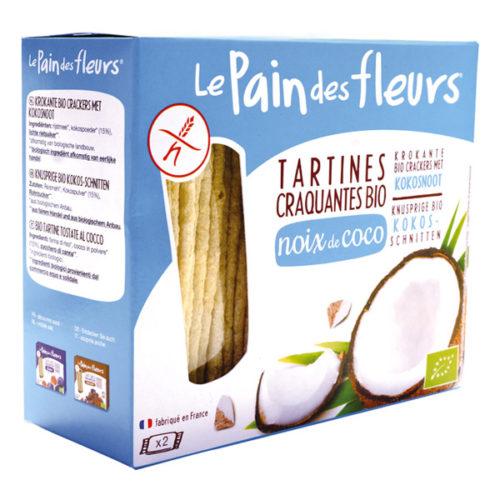 Mavie riisijahust näkileib kookospähklitega
