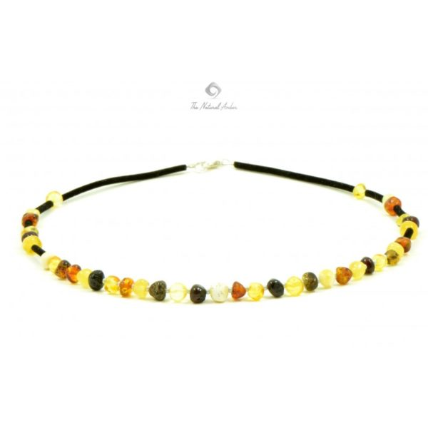 Adult Baroque Amber Necklace ~45cm