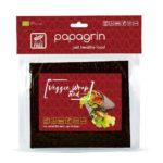 Papagrin toor-köögiviljawrap peediga 125g