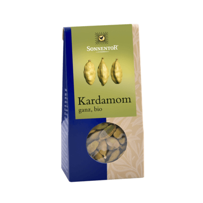 Кардамон в зернах Sonnetor 35g