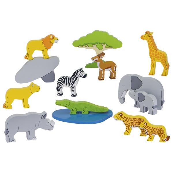 Животные Африки GOKI