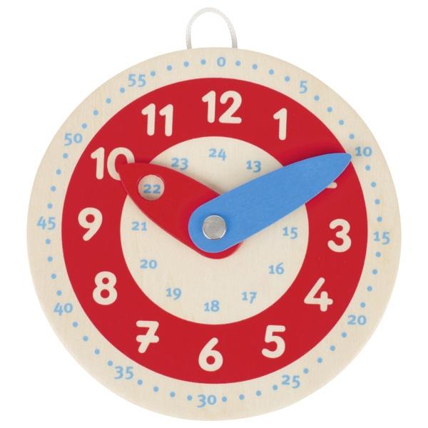 Маленькие часы для обучения GOKI