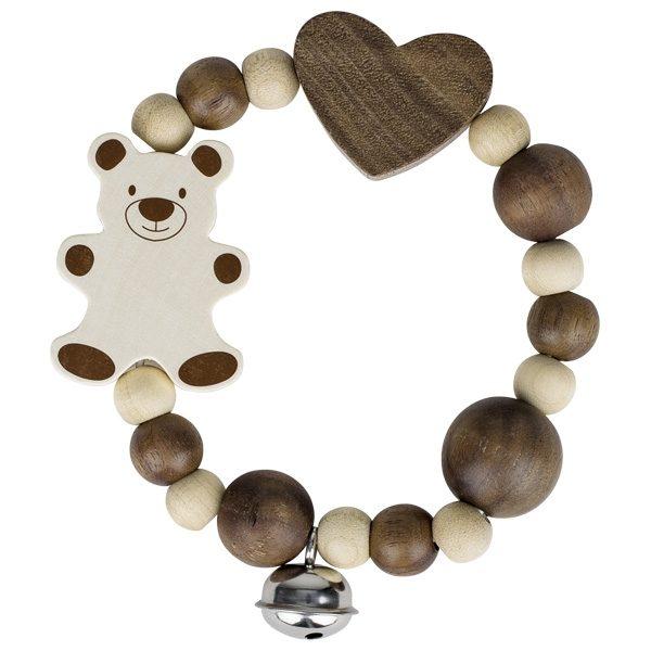 Heimess Natural Touch Ring Bear