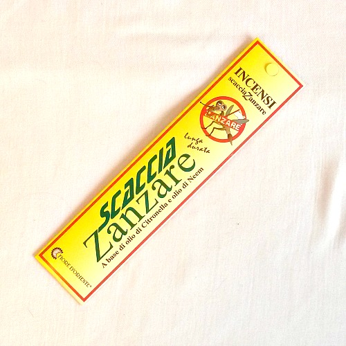Fiore D'Oriente Mosquito Repellent Incense Sticks 10pcs