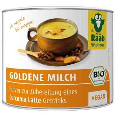 RAAB Golden Milk or Turmeric Latte 70g