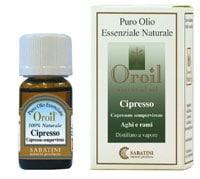 Sabatini Cypress Oil 10ml