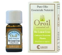 Sabatini Essential Lemon Grass Oil 10ml