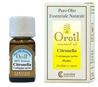 Sabatini Essential Citronella Oil 10ml