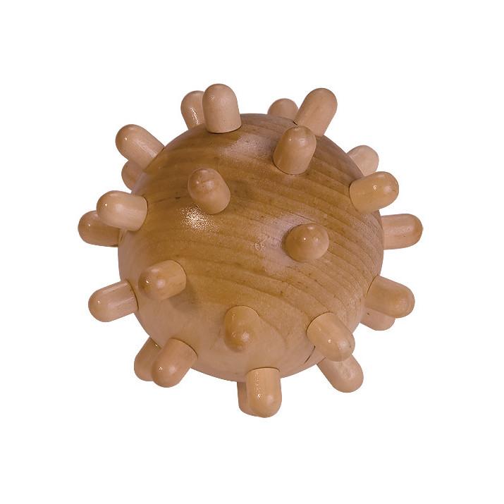 Массажный мяч Croll & Denecke деревянный