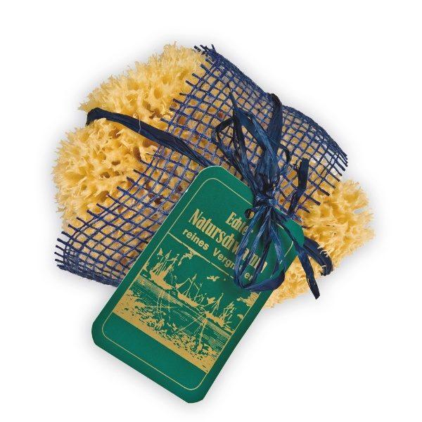 Натуральная морская губка в подарочной упаковке Croll & Denecke