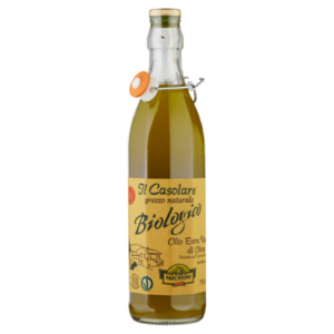 Casolare filtreerimata extra virgin oliiviõli 750ml