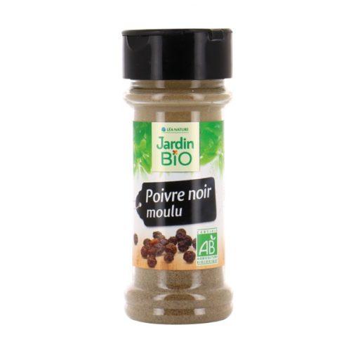 Молотый черный перец JardinBio 30g
