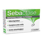 Sebactase tabletid aknega nahale 30tk