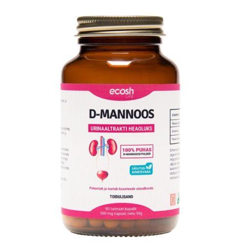 Ecosh D-mannoos