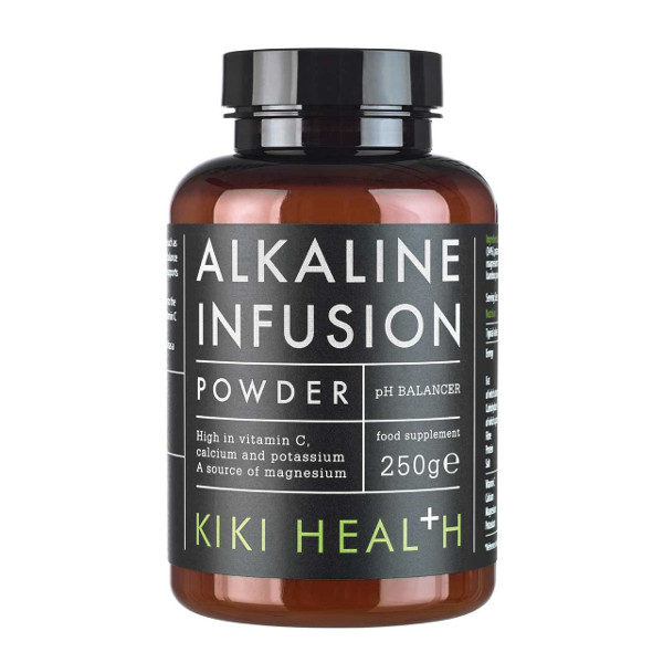 Щелочная соль Alkaline KIKI Health вид спереди