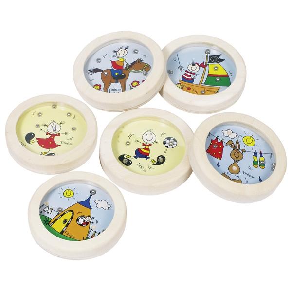 Игра-головоломка с шариками GOKI
