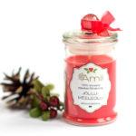 Amii Jõulumeeleolu lõhnaküünal