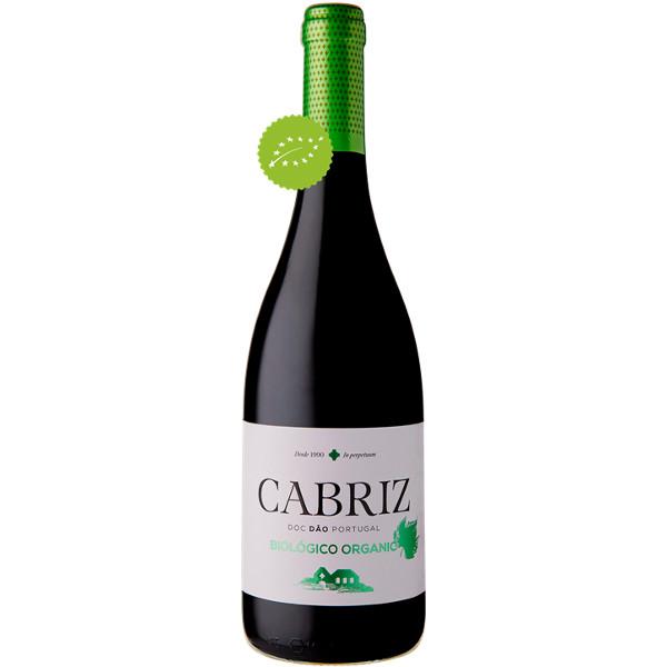 Красное вино Cabriz Organic 13,5% DOC Dao 0,75L