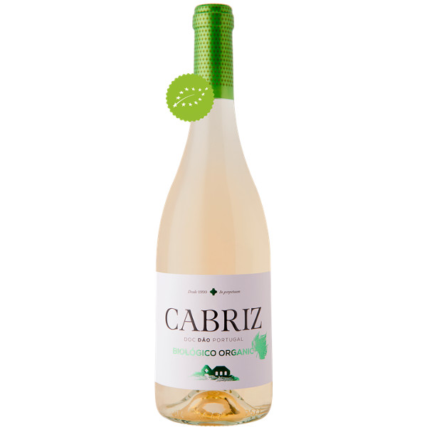 Белое вино Cabriz Organic 13,5% DOC 0,75L