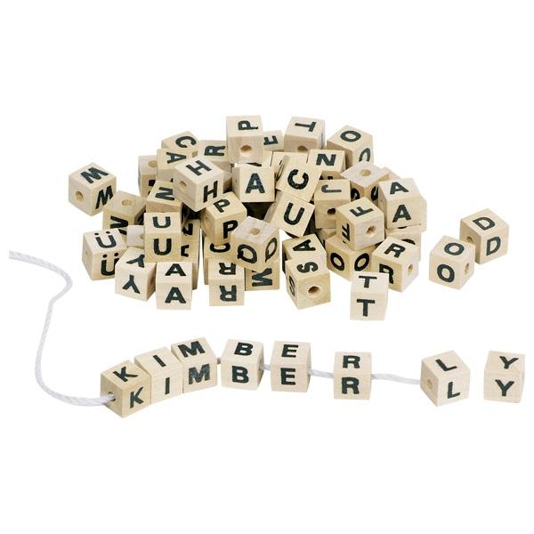 GOKI Letter Cubes 300pcs
