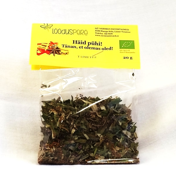Looduspere Holday Herbal Tea 20g