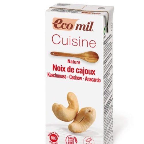 Соус из кешью без сахара Ecomil  200ml