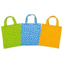 Текстильная сумка GOKI 13 x 14 cm