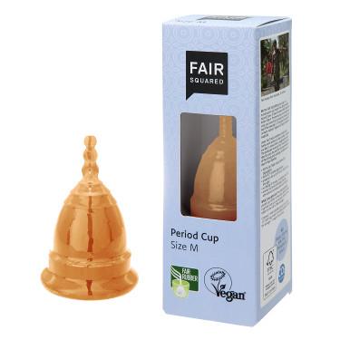 Натуральная менструальная чаша  FairSquared