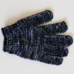 Бамбуковая перчатка с активированным углем Croll & Denecke
