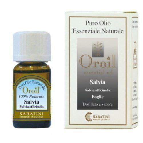 Эфирное масло шалфея Sabatini 10ml