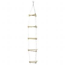 Веревочная лестница треугольная 2м