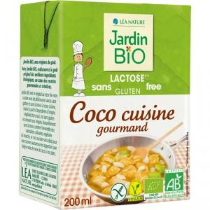 Кокосовые сливки JardinBIO 200ml